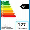 Hladnjak Končar - H1A54265BF1 - Energetska